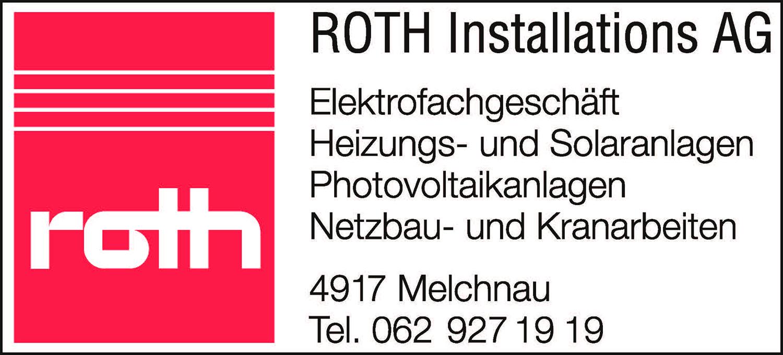 Roth Elektro Inserat F 2019